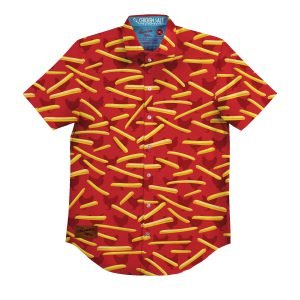 Chicken Salt BBQ Shirt – Mens