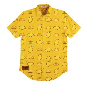 Beers & Mangoes BBQ Shirt – Mens