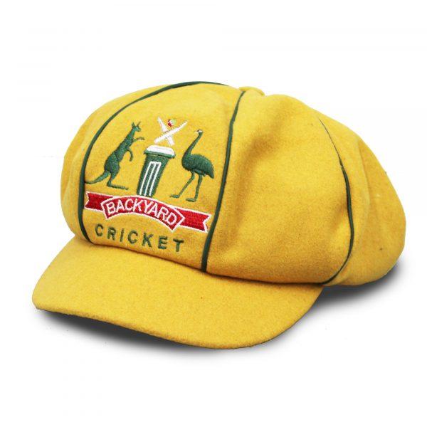 'Baggy Yellow' Aussie Backyard Cricket Cap
