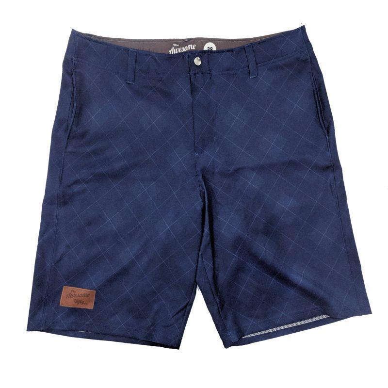 Navy 19th Hole Casual Golf Shorts – Mens