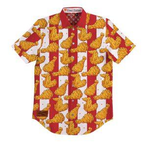 Fried Chicken BBQ Shirt – Mens