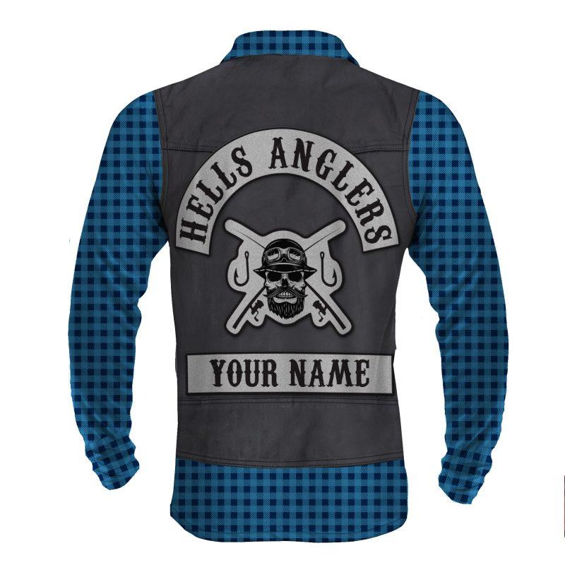 'Pirate' Hells Angler Fishing Shirt – Mens